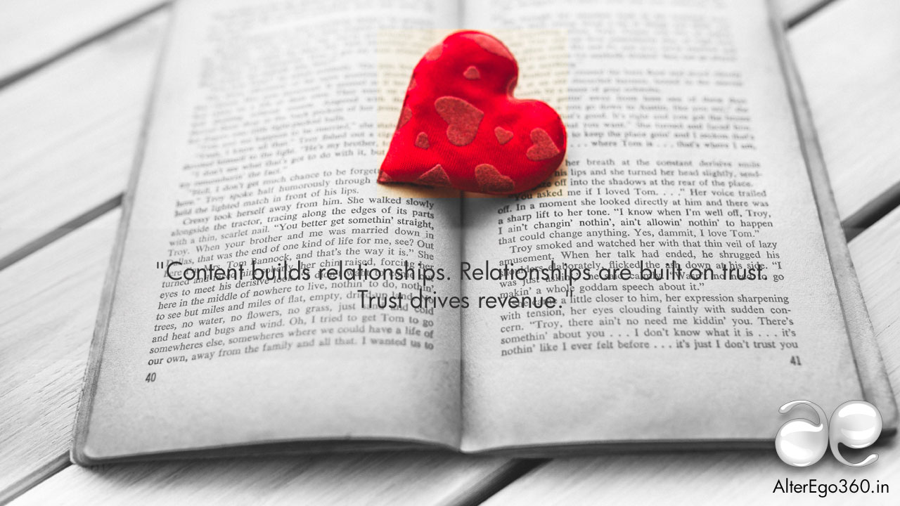 Content-builds-relationships-Relationships-are-built-on-trust-Trust-drives-revenue