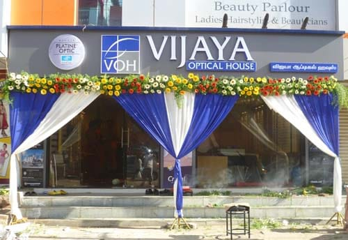 vijaya optical house btl brand promotion alter ego communications