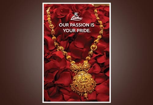 lalithaa jewellery pvt ltd print ads