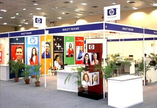 hp it world visual-merchandising alter ego communications chennai india