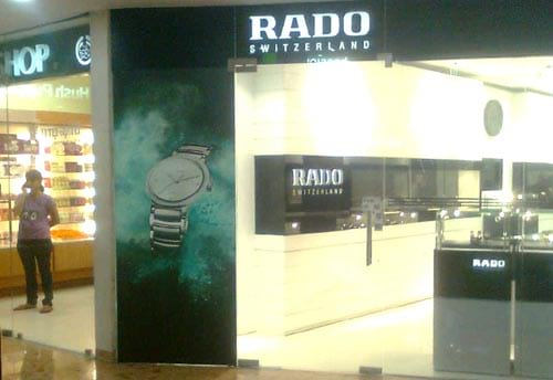 rado watch showroom in chennai