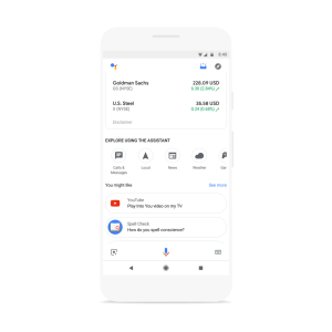 google assistant updates 7
