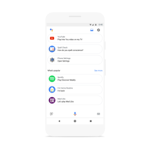 google assistant updates 2018 visual 7