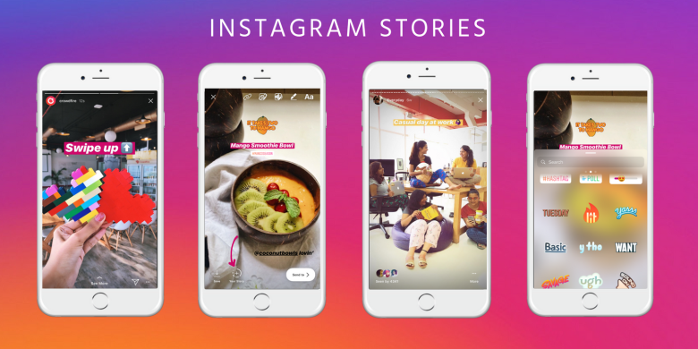 Instagram Stories Social media trends 2019