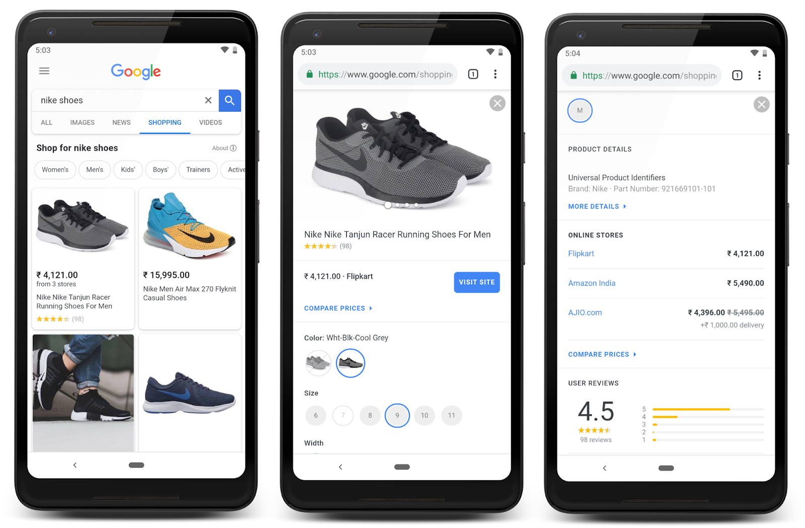 Google-Mobile-Shopping-Alter-EgoShoes